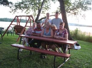 family vacation at Wildwood Resort