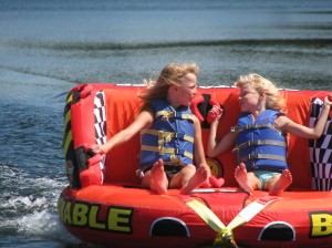 summer days on Bass Lake