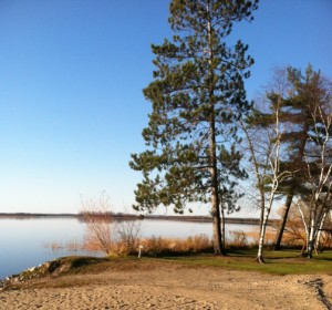 Minnesota winter resort