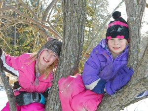 winter vacation at wildwood resort