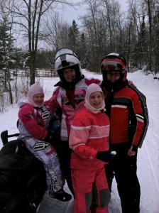 Minnesota snowmobile vacations