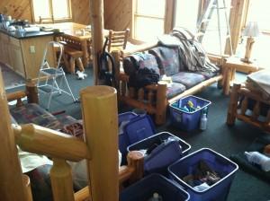 Minnesota vacation cabin