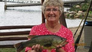 bass fishing at wildwood resort
