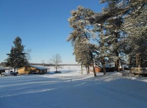 Minnesota winter getaway