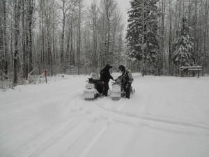 minnesota snowmobile weekend