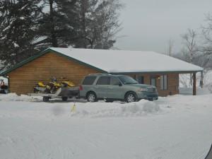 MN snowmobile trips