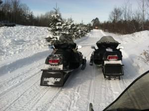 MN snowmobiling