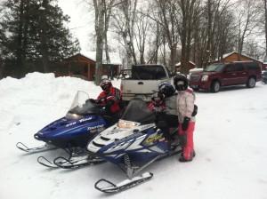 Minnesota snowmobile trails