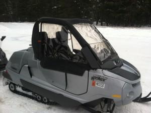 Minnesota snowmobile weekends