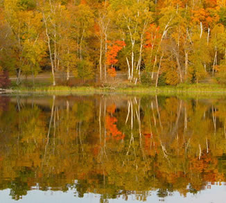 Autumn Colors in Northern Minnesota, Fall color tours, best places to see fall colors