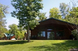 minnesota family resort cabin