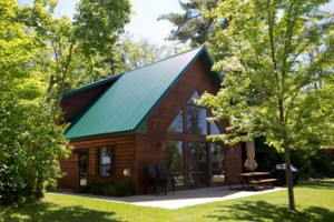 Four bedroom white pine cabin   wildwood resort cabins   mn vacation