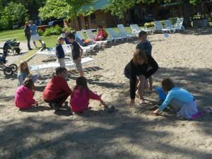 kids activites on vacation