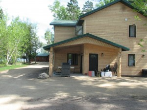 Mn family cabin