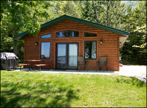 2 bedroom cabin | great vacation options in minnesota