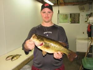 minnesota bass fishing