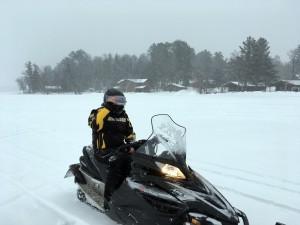 mn snowmobile trip
