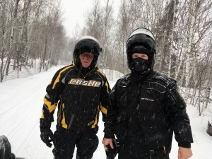 minnesota snowmobile vacation