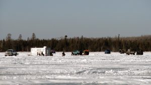 mn ice fishing