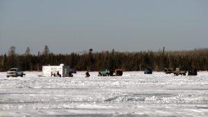 mn ice fishing