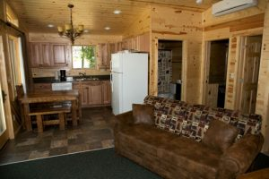 Minnesota resort cabins
