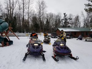 snowmobile resort