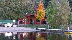 minnesota fall resort