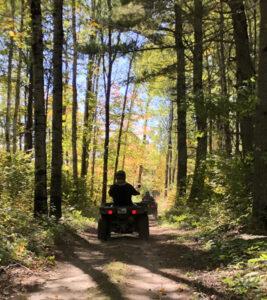 ATV-OHV trails